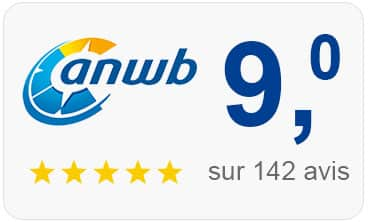Note Camping sur ANWB