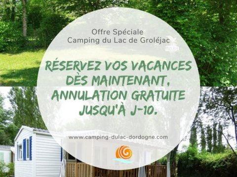Offre spéciale Camping Dordogne