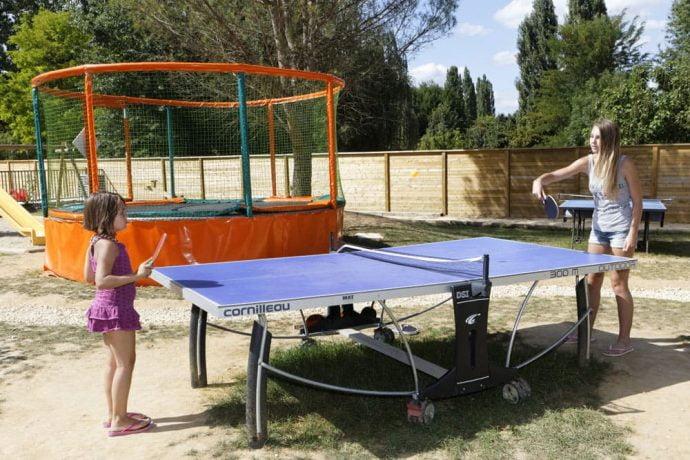 Ping Pong Camping Dordogne