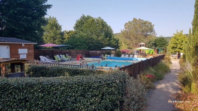 Piscine Camping Dordogne Sarlat