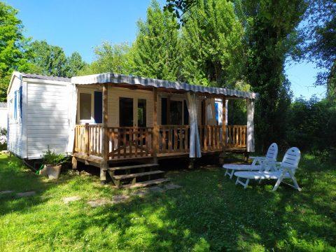 Mobil-Home Super Sélénia Camping Sarlat
