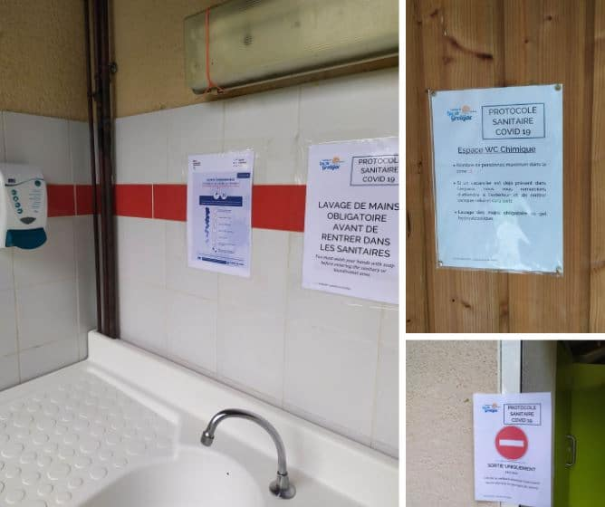 Protocole Sanitaire Camping